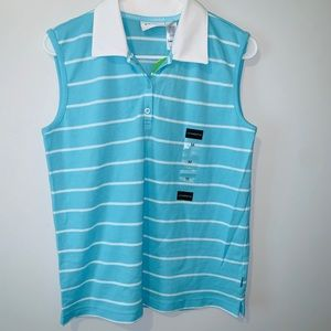 NWT lizGolf by Lizclaiborne t-shirt